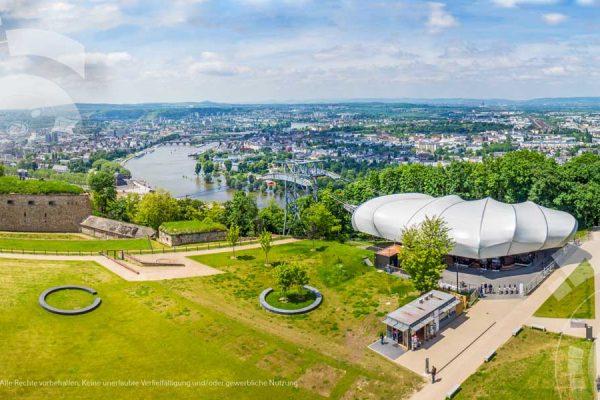 Luftaufnahmen Panoramen