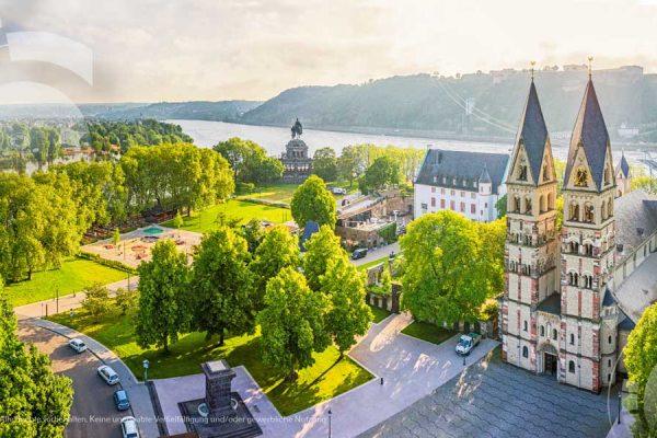 Sankt Kastor Koblenz