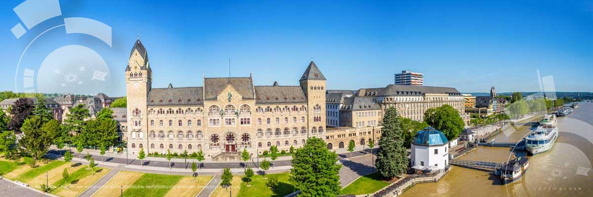 Regierungsgebäude Koblenz
