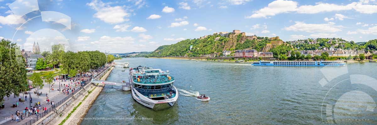 Rheinufer Koblenz